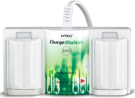 nyko charge station 360
